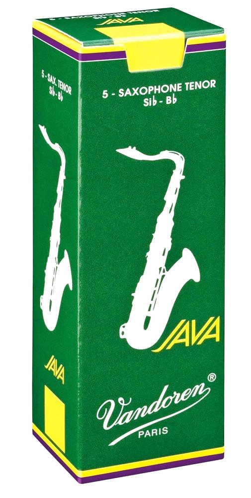 Vandoren JAVA SR2725 - Plátky na tenor saxofon