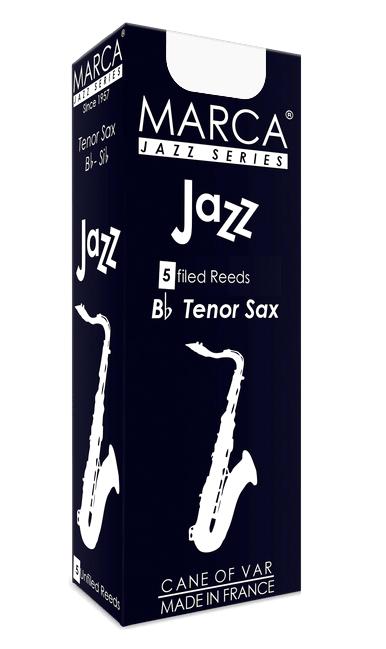 MARCA JAZZ tenor saxofonové plátky 1,5