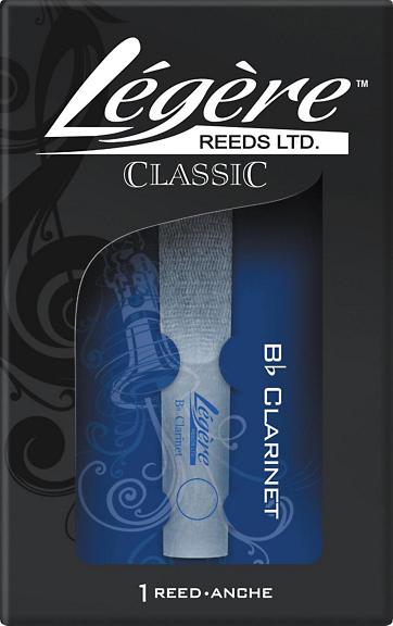 Légére CLASSIC (2,25) - Plátek na Bb klarinet