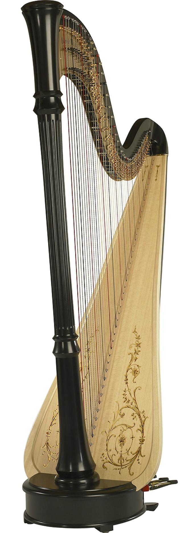 Lyon & Healy STYLE 85 CG - Pedálová harfa
