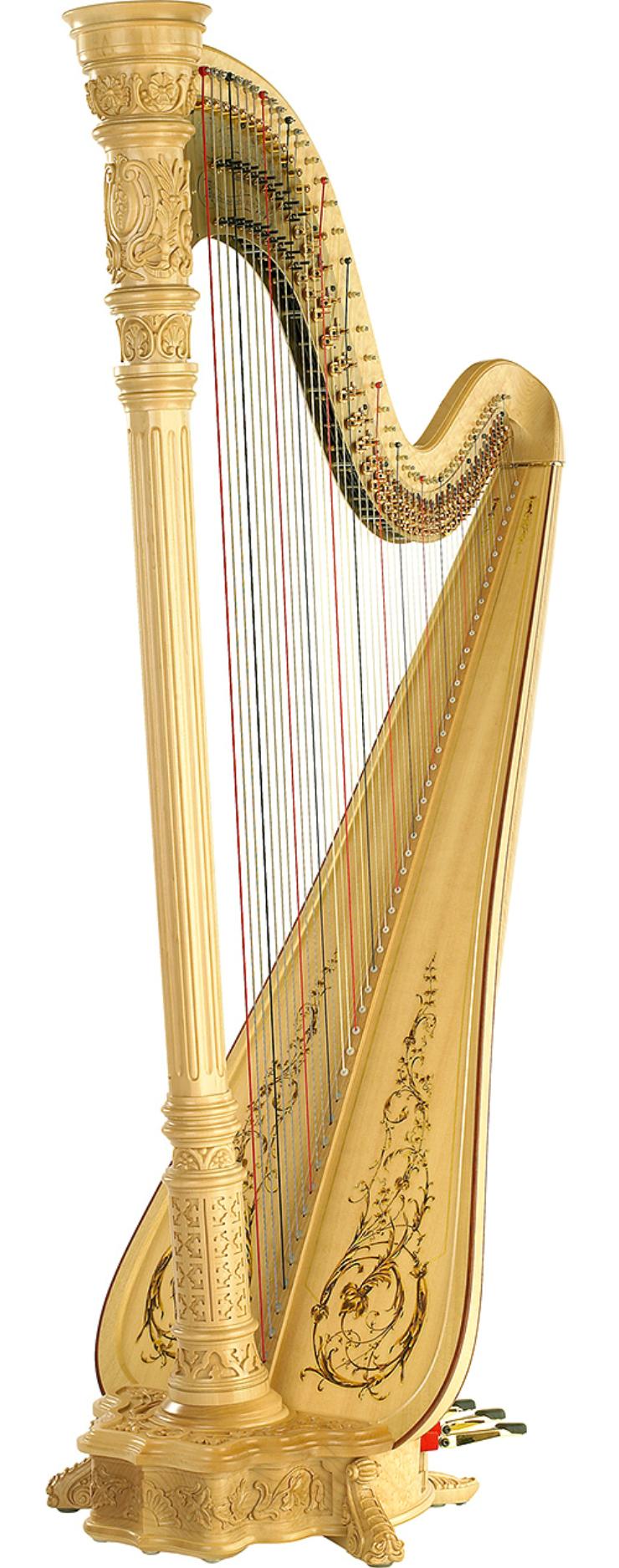 Lyon & Healy STYLE 23 - Pedálová harfa