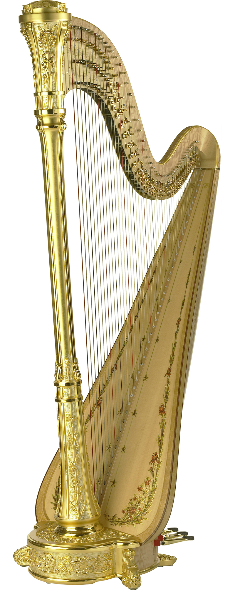 Lyon & Healy STYLE 11 GOLD - Pedálová harfa
