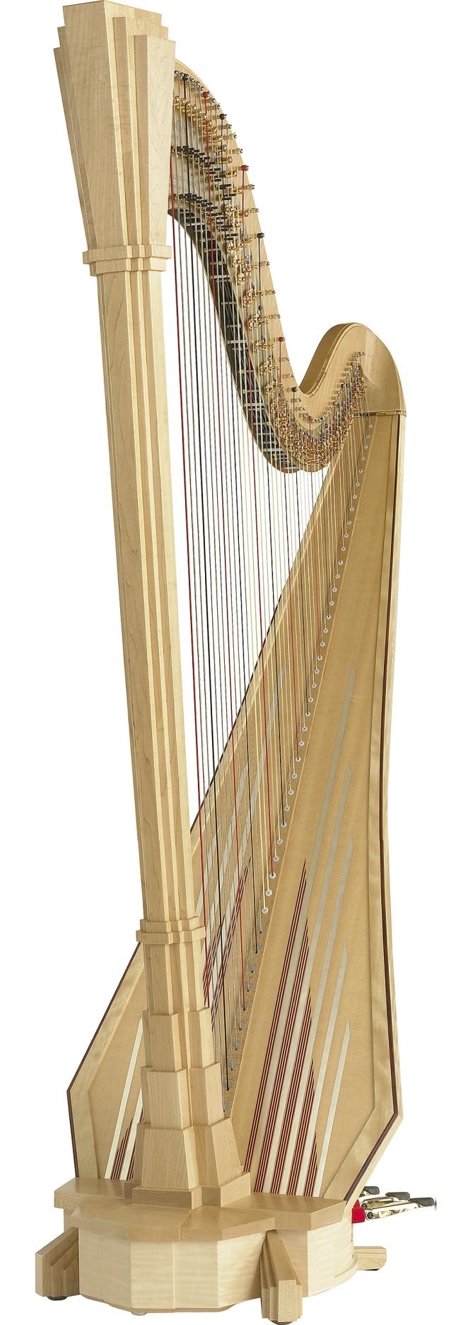 LYON&HEALY SALZEDO koncertní harfa 47 st
