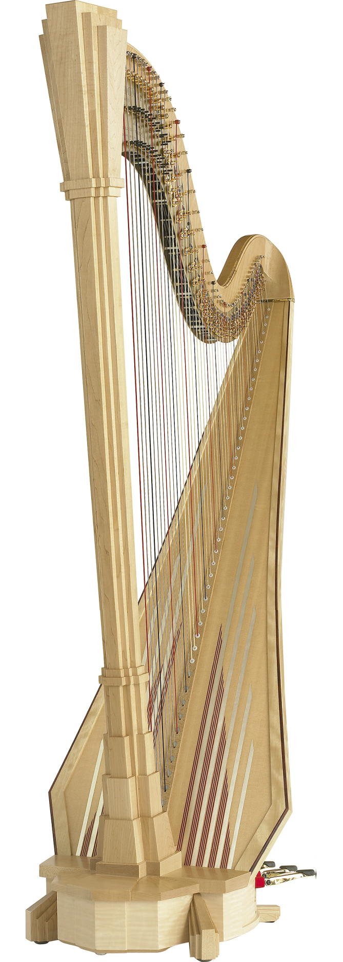 Lyon & Healy SALZEDO - Pedálová harfa