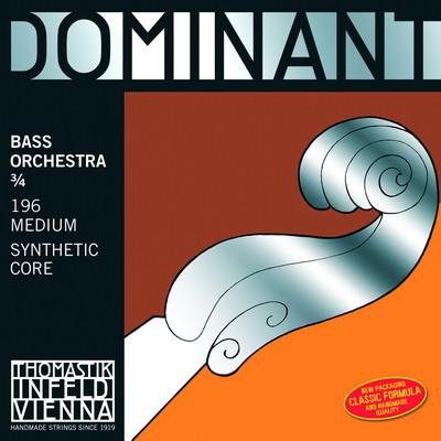 Thomastik DOMINANT 197 (3/4 solo) - Struny na kontrabas - sada