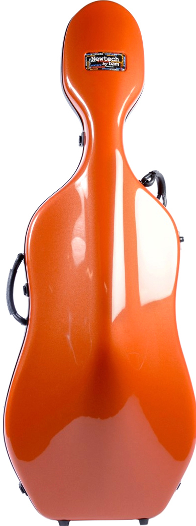BAM NEWTECH terracotta Pouzdro na cello