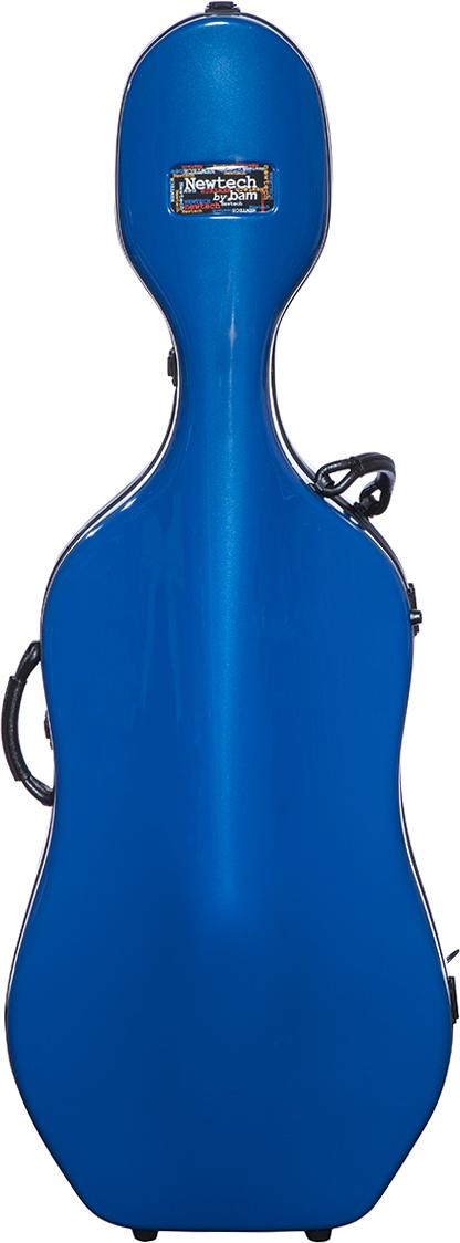 BAM NEWTECH blue Pouzdro na cello