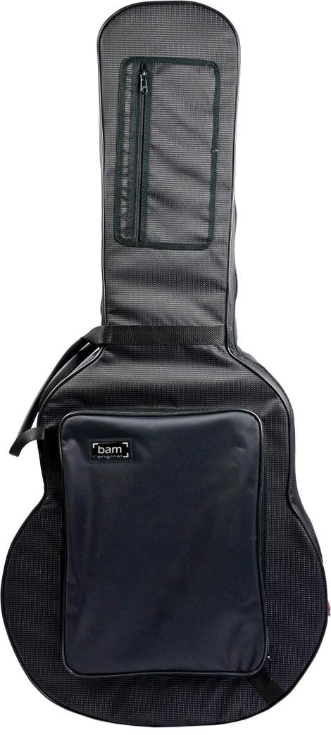 BAM Flight cover klasická kytara přes pouzdro Kytarové pouzdro