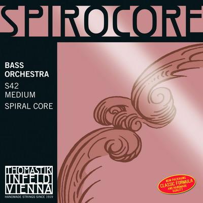 Thomastik SPIROCORE 3886,0 (3/4 solo) - Struny na kontrabas - sada