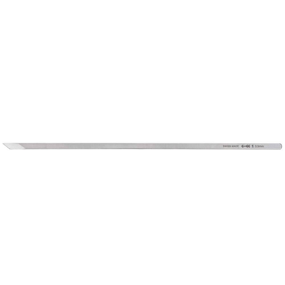 DICTUM Houslařský nůž švýcarský 12mm