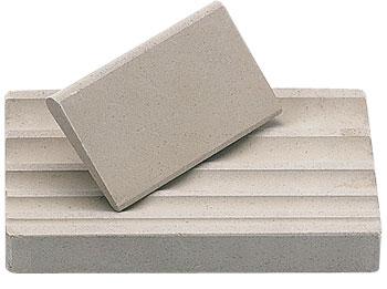 Brusné kameny na oblá dláta 711209 - Dictum 711209 - King Multiform Stone, 2-Piece Set, Grit 4000