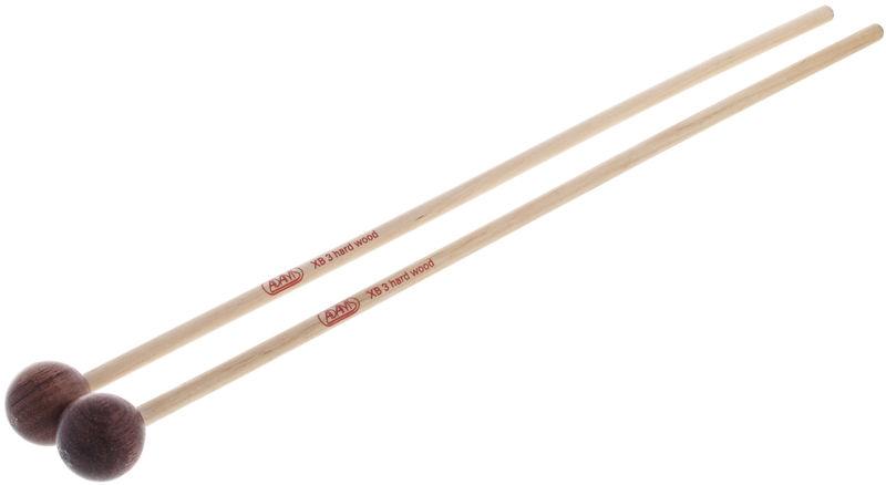 Adams XB3 bříza (hard wood) - Paličky na xylofon