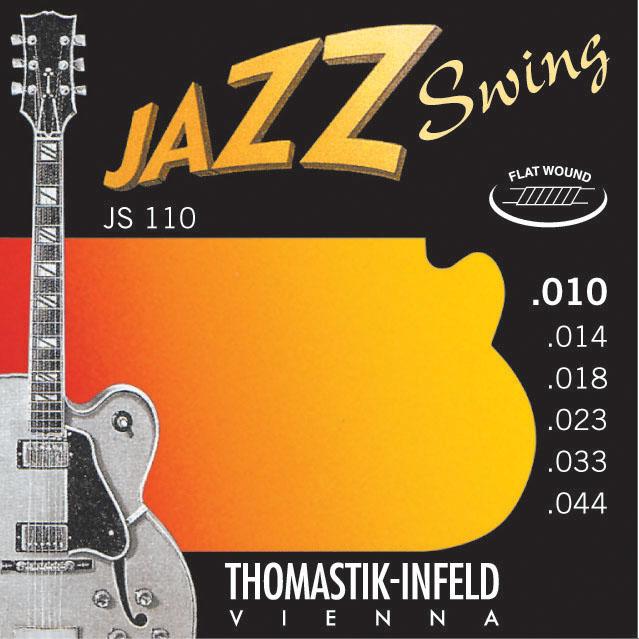 Thomastik JAZZ SWING JS110 - Struny na jazzovou kytaru -sada