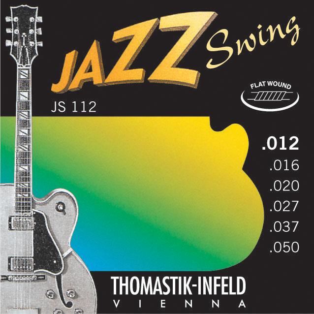 Thomastik JAZZ SWING JS112 - Struny na jazzovou kytaru -sada