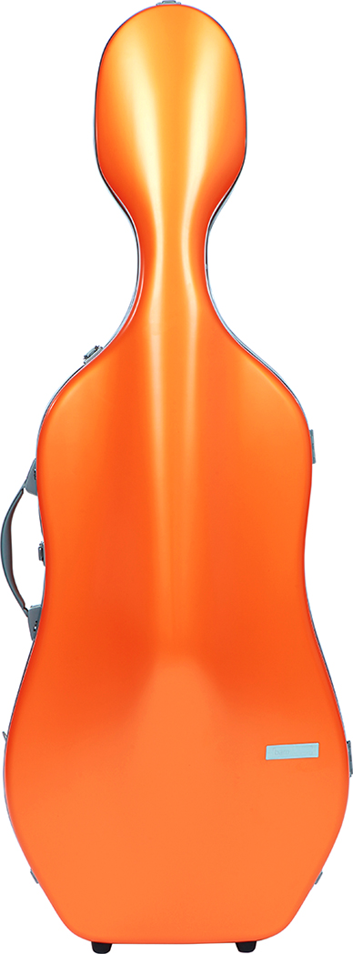 BAM HIGHTECH SLIM La Défense Orange Pouzdro na cello