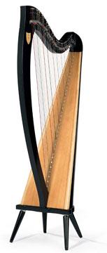 Lyon & Healy OGDEN - Háčková harfa