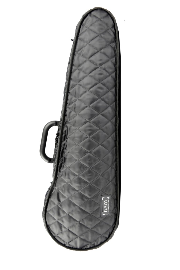 BAM Hoodie černá tvarovaná na houslové pouzdro