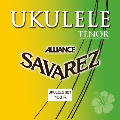Savarez UKULELE 150R (tenor) - Struny pro ukulele