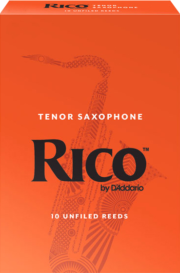 D'Addario RICO RKA1030 - Plátky na tenor saxofon (3)