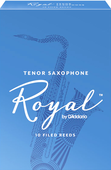 D'Addario ROYAL RKB1030 - Plátky na tenor saxofon (3)