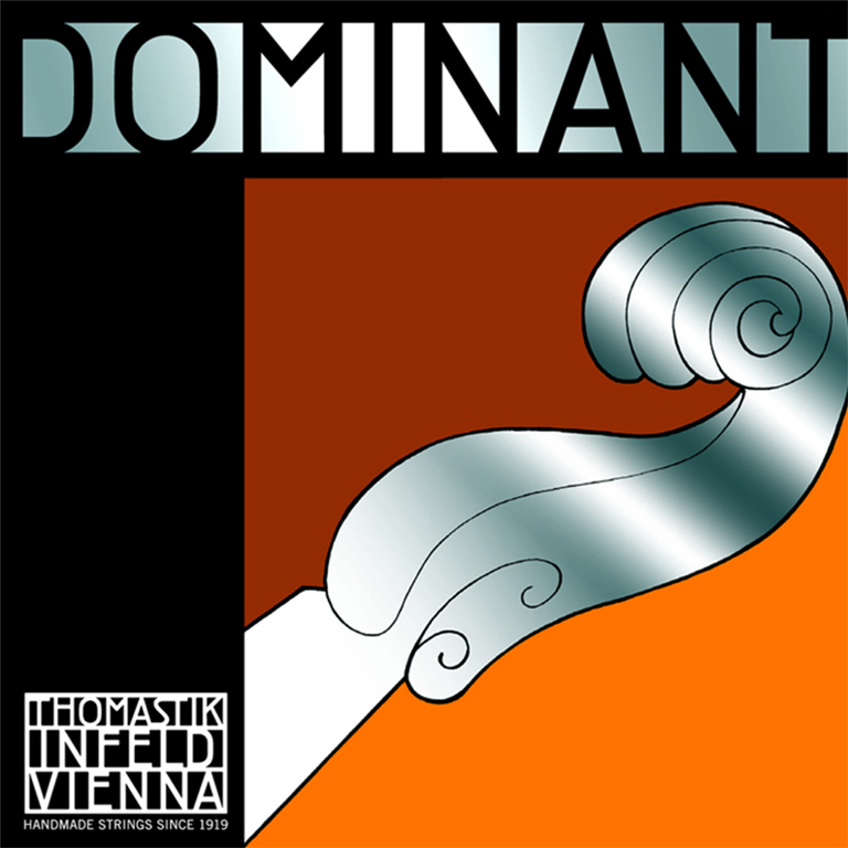 THOMASTIK DOMINANT (E-drát) 135B Houslové struny - sada