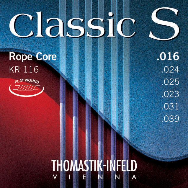 Thomastik CLASSIC S KR116 - Nylonové struny na kytaru - sada