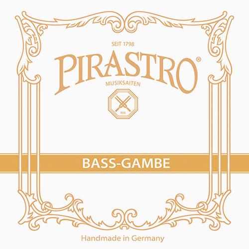 Pirastro GAMBA 257020 - Struny na gambu (tenor)