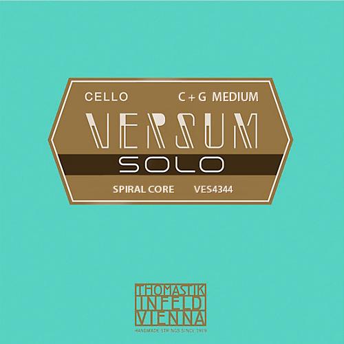 Thomastik VERSUM SOLO (G+C) VES4344 - Struny na violoncello - sada 2 strun