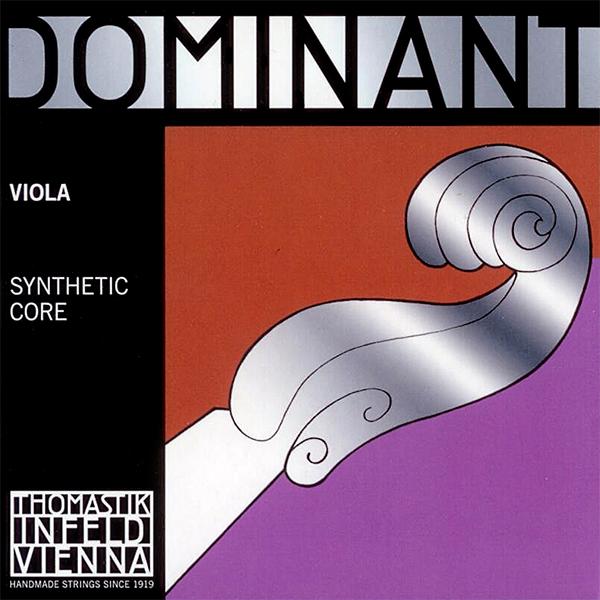 Thomastik DOMINANT 141ST (tvrdé) - Struny na violu - sada