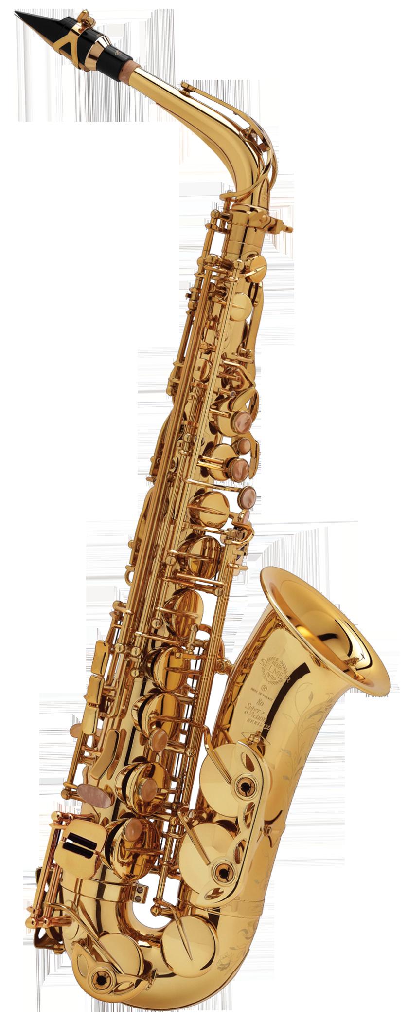Selmer SUPER ACTION II GG - Alt saxofon