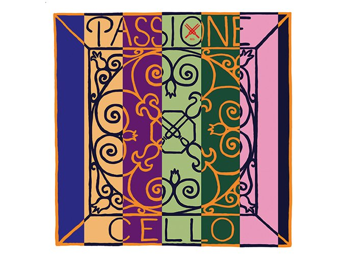 1312 pirastro passione a 334120