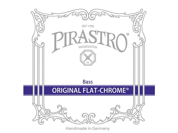 1438 pirastro original flat chrome set 347020