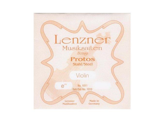 1834 lenzner protos violin set