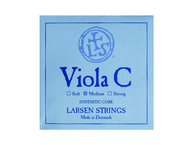 1933 larsen original viola c