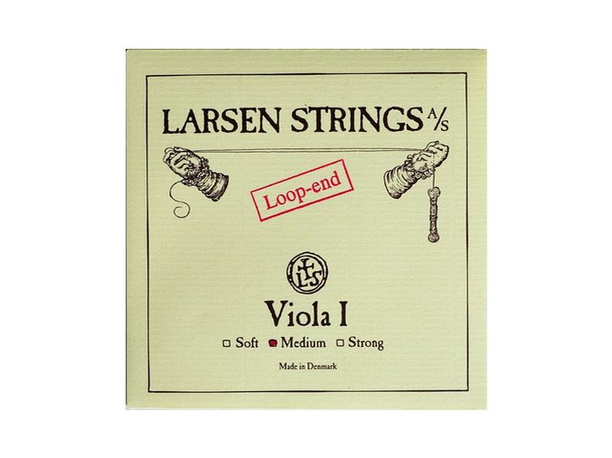 1936 larsen original viola a loop