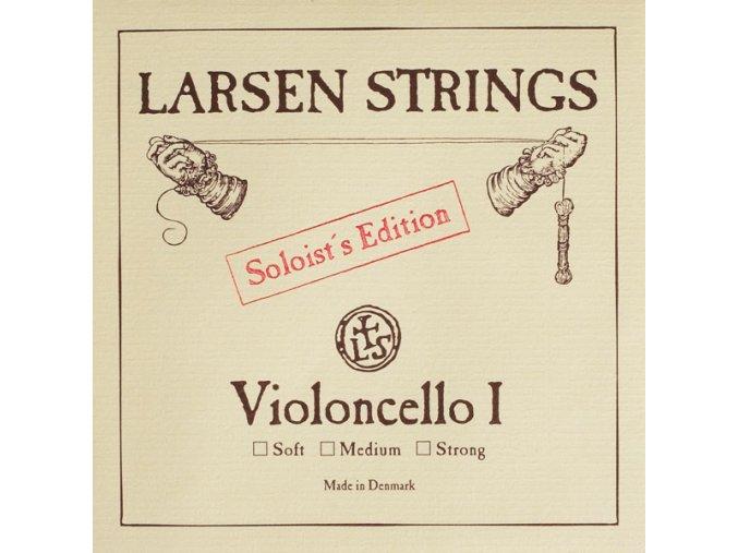1951 1 larsen original violoncello soloist a