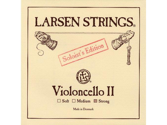 1954 1 larsen original violoncello soloist d