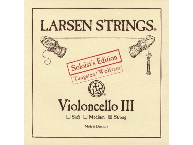 1957 1 larsen original violoncello soloist g