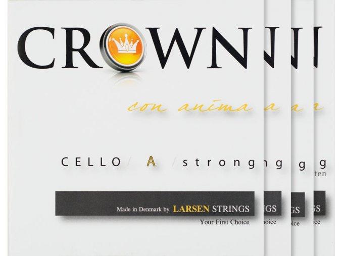 1993 1 larsen crown set