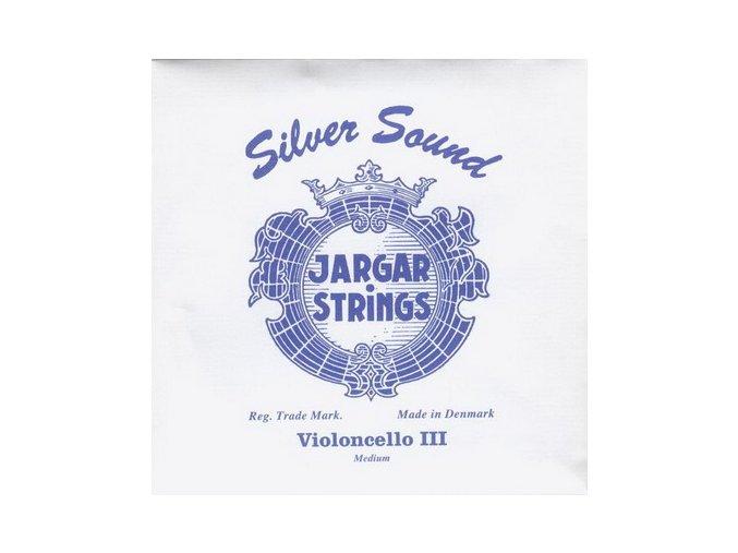 2032 jargar silver sound g