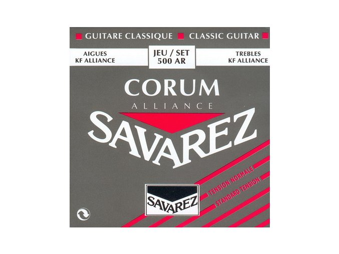 2083 savarez corum alliance 500ar