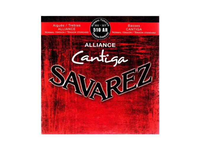 2119 savarez cantiga alliance 510ar