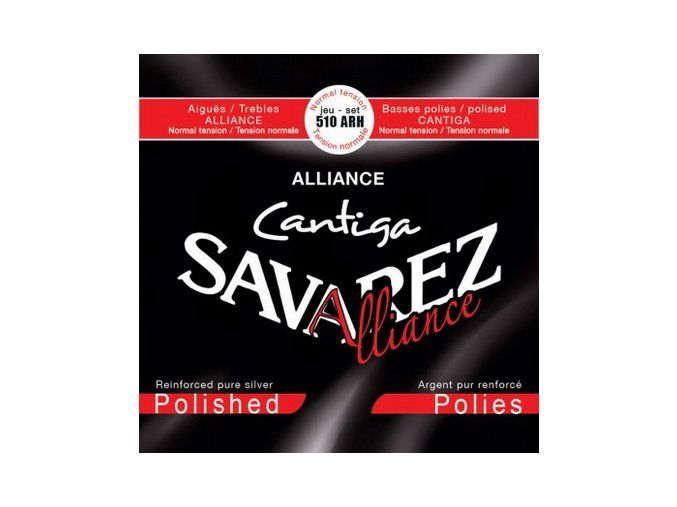 2128 savarez cantiga alliance polished 510arh