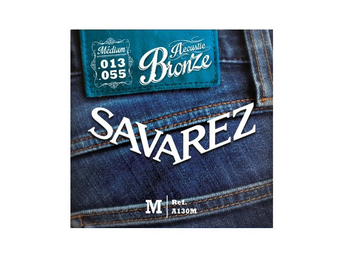 2152 savarez acoustic a130m bronze
