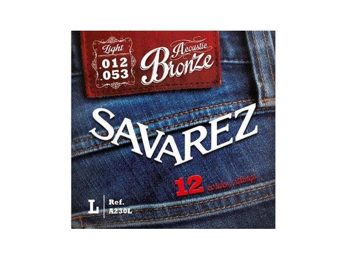 2158 savarez acoustic a230l bronze
