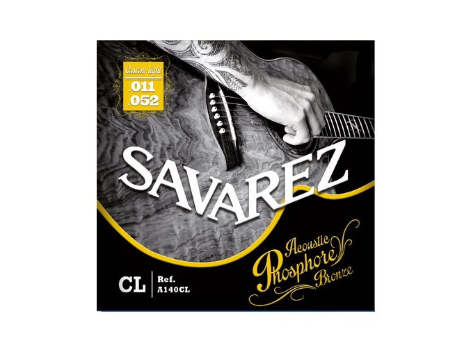 2164 savarez acoustic a140cl phoshor bronze