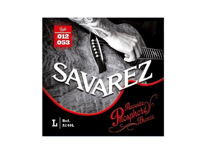 2167 savarez acoustic a140l phoshor bronze