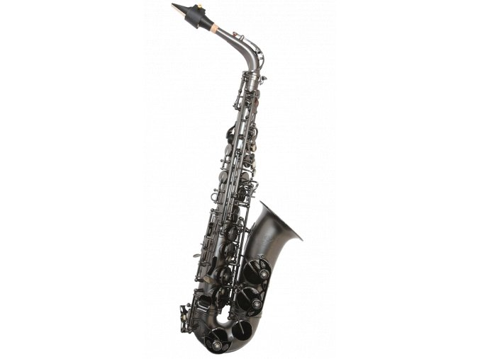 3733 trevor james sr black altsax