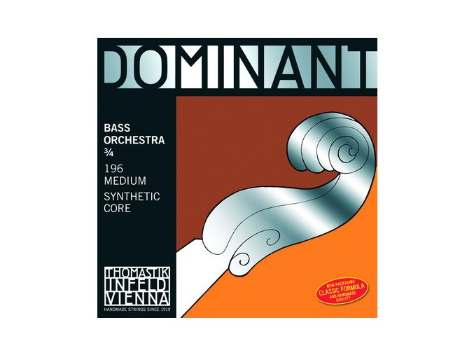 55 thomastik dominant set 3 4 196