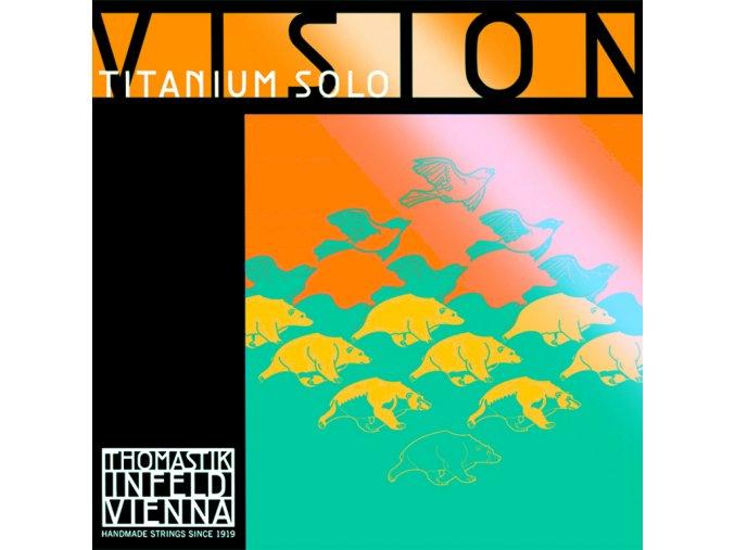 1 vision titanium solo